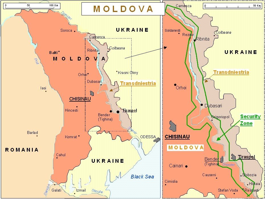 Приднестровье Украина ЦИКС